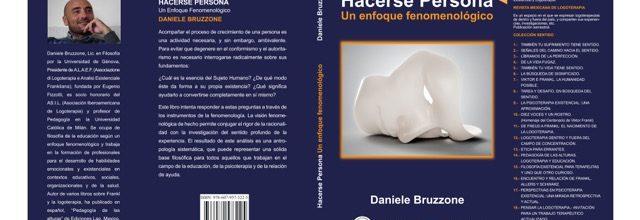 Hacerse persona. Publicación de Daniele Bruzzone por Ediciones LAG