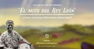 EL MITO DEL REY LEON