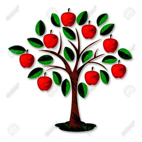 árbol con frutos logoforo logoterapia sentido de vida y