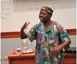 """Kitimbwa en línea con el Seminario """"Hacia una educación con sentido"""""""