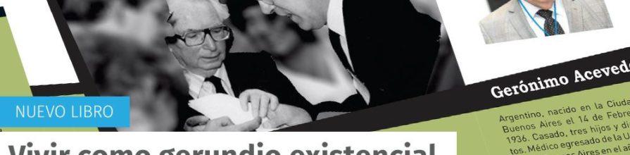Nuevo libro de Gerónimo Acevedo. Presentación jueves 12 de abril.