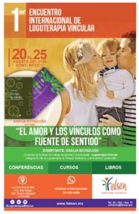 Encuentro Internacional de Terapia Vincular. FELSEN invita.