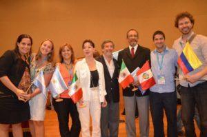 IV Congreso de Logoterapia y Tanatología en Lima, Perú.