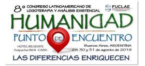 FUCLAE invita: 8o. Congreso Latinoamericano de Logoterapia y Análisis Existencial.
