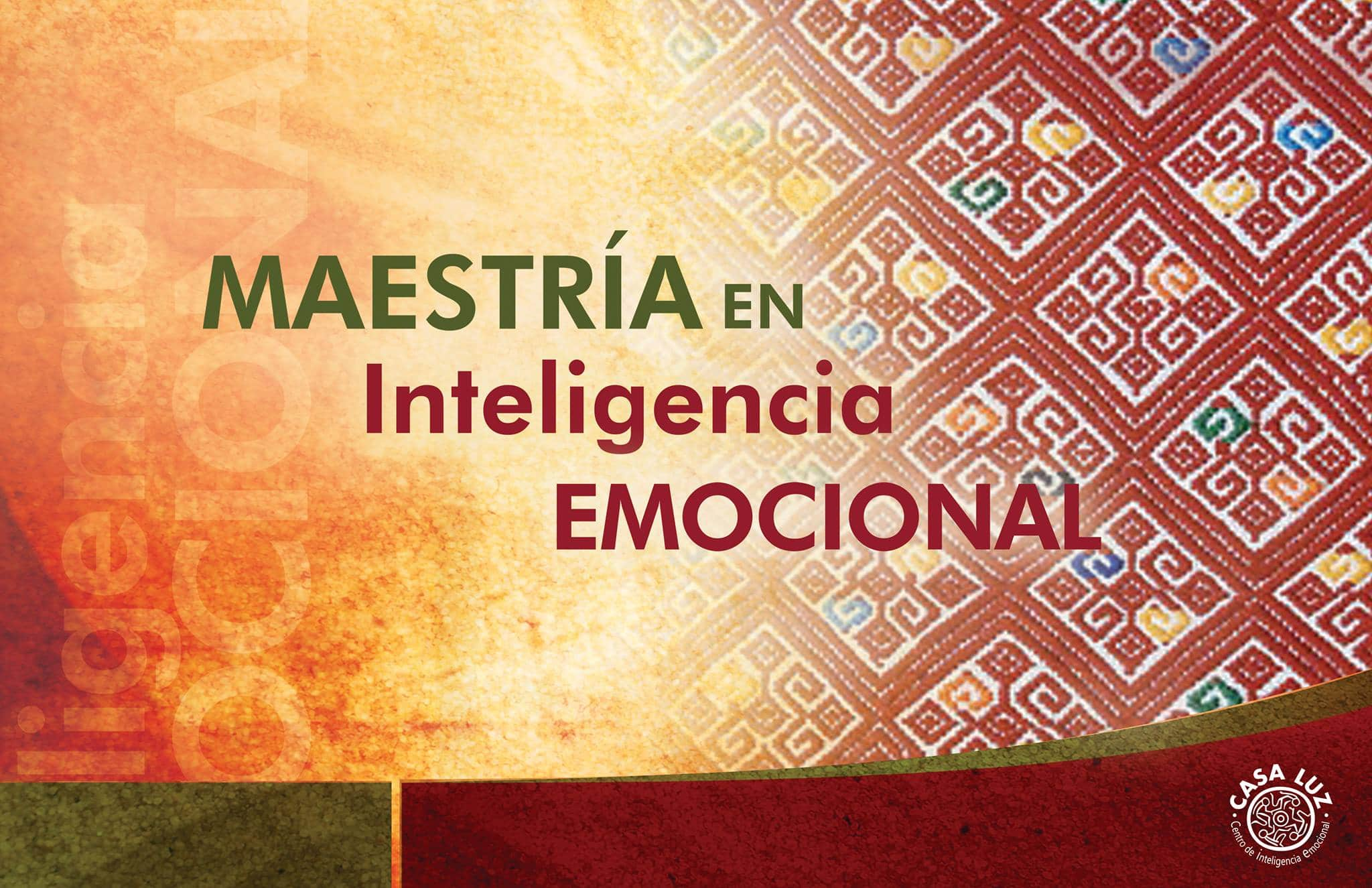 Maestría en Inteligencia Emocional.