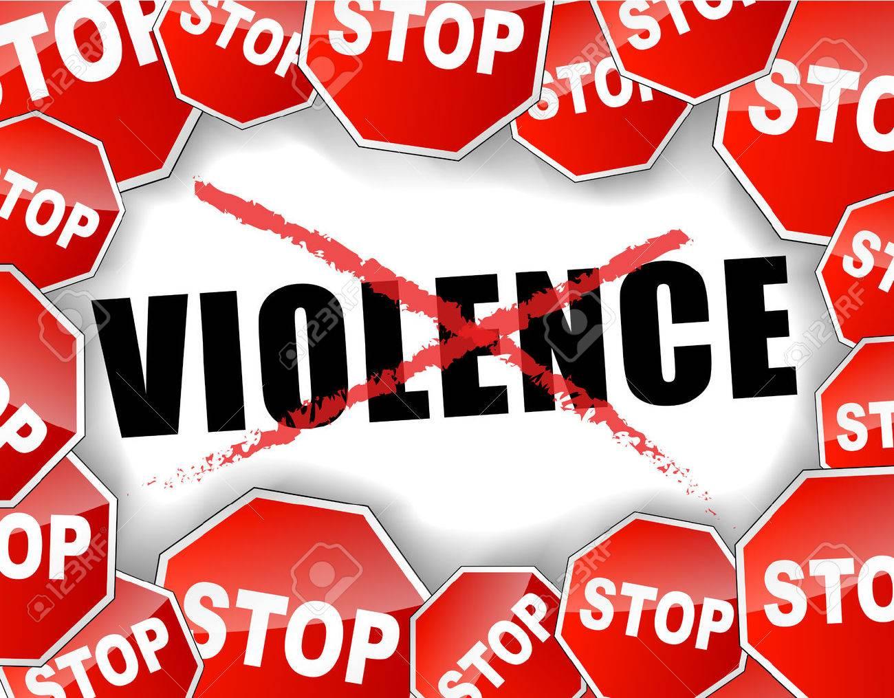 Normalización de la violencia